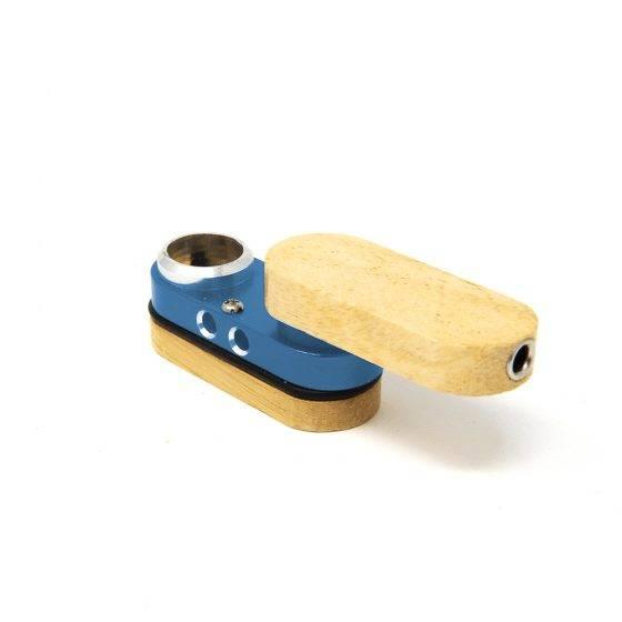 Swivel Pipe Wood amp Alloy 2 1