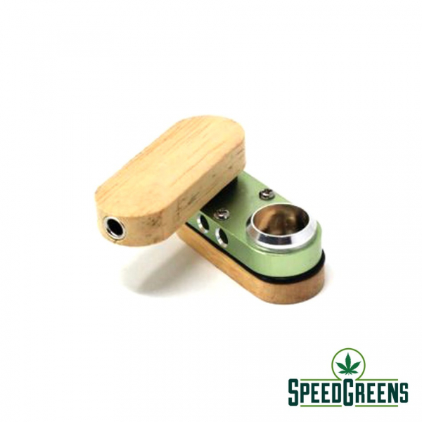 Swivel Pipe Wood amp Alloy 6 1