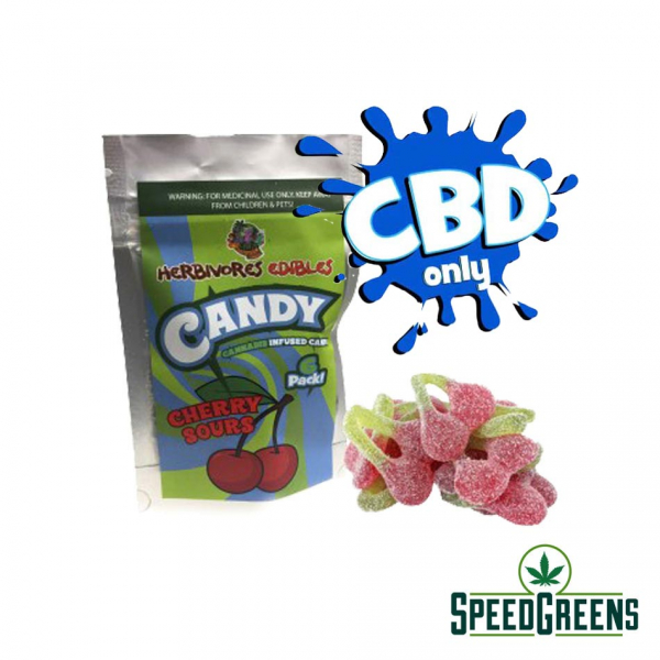 Cherry Sours CBD
