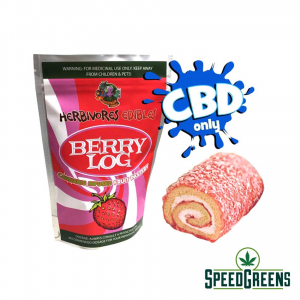 Herbivores Berry Log CBD 2