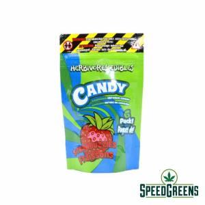 Herbivores Strawbuzzies THC 2
