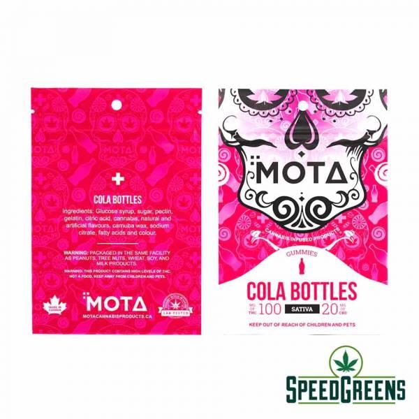 Mota Cola Bottles 1