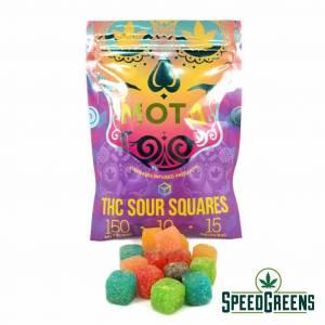 Mota Sour Squares. THC