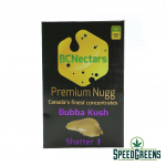 BC Nectars Premium Nugg Bubba Kush AAAA 6