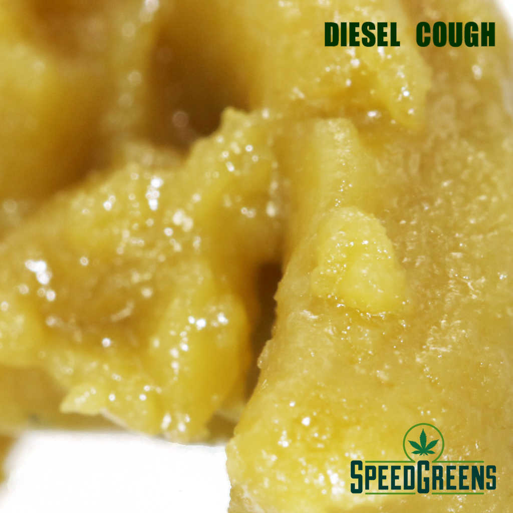 High voltage Extracts Diesel cough live resin 6