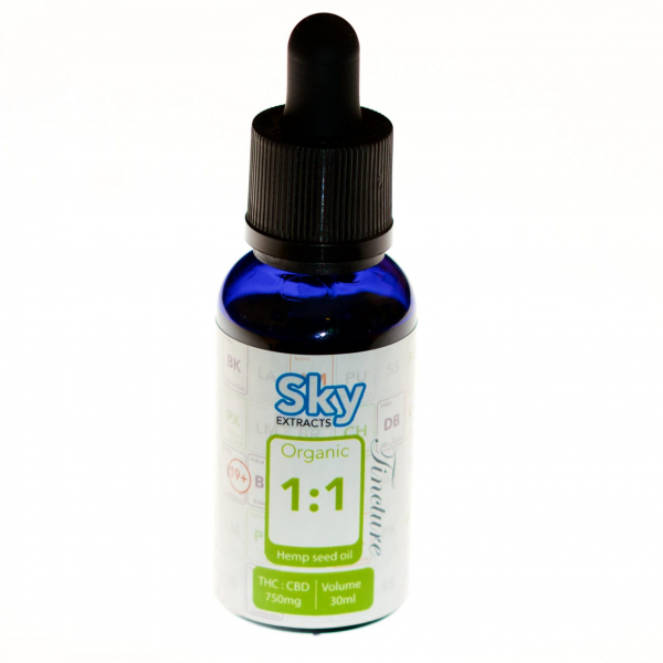 Sky Extract Tincture Organic 11 min