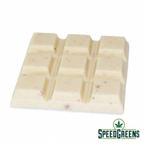MOTA Strawberries and Cream CBD White Chocolate Cube5 chocolate4 min