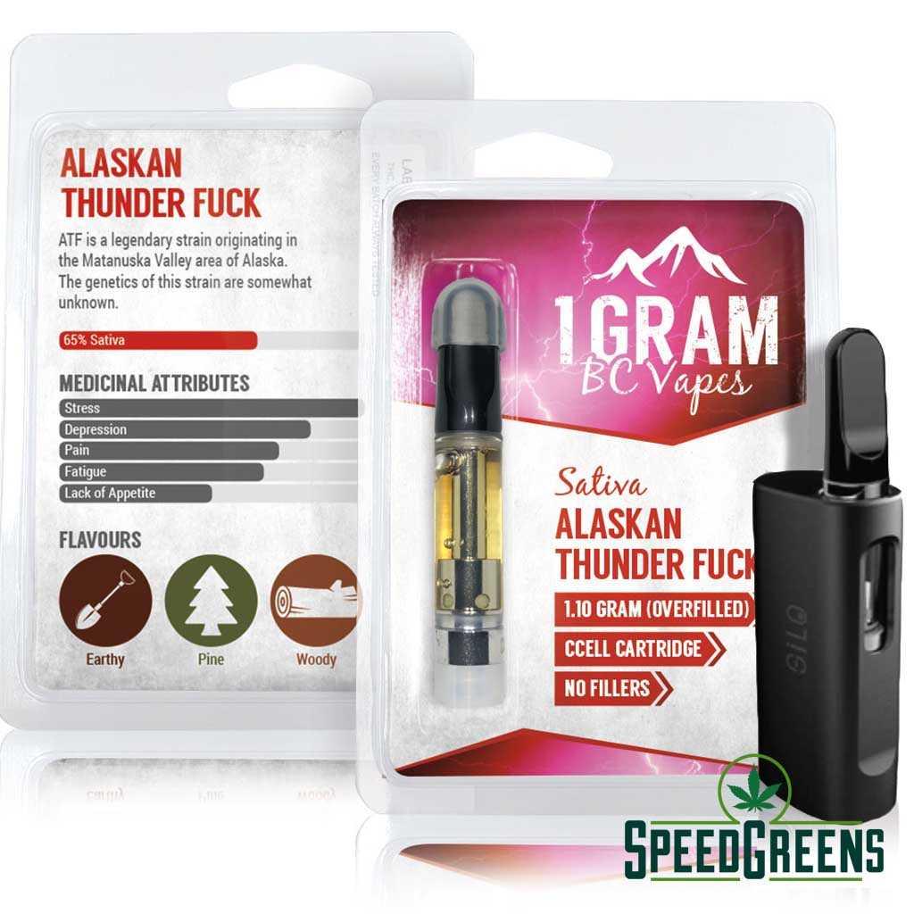 alaskan thunder fuck combo kit