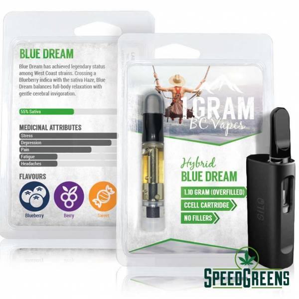 blue dream combo kit