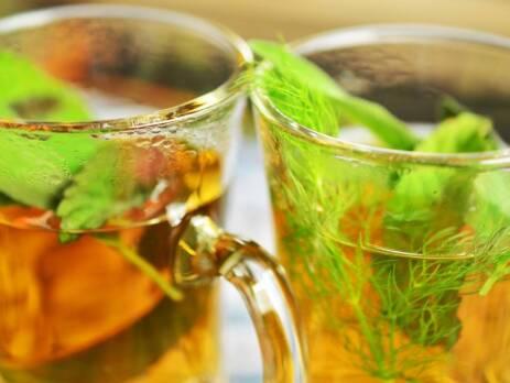 Marijuana Tea