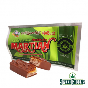 Herbivores chocolates Martian 2