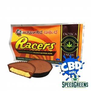 Herbivores chocolates Racers CBD 2