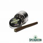 SPEED GREEN Mini Grinder-1