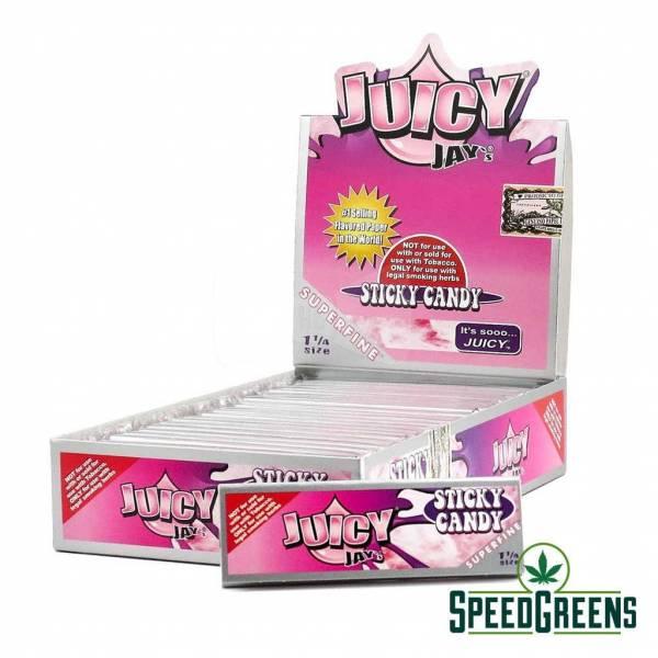 juicy jay sticky candy