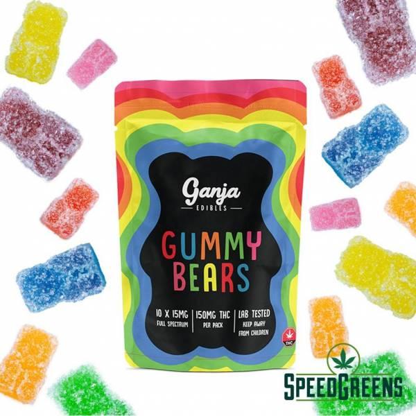 ganja bears assorted sour