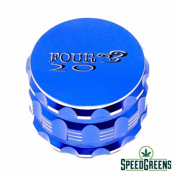 Futuristic Blue Grinder