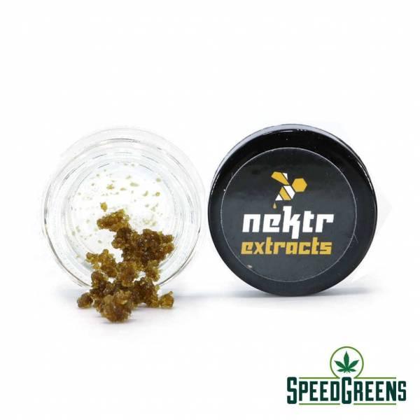 Nektr Extracts Blueberry Jam Live Resin