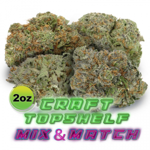 mix and match Craft Topshelf