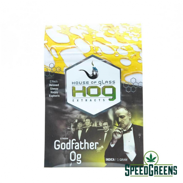 House of Glass Shatter Godfather (Indica)