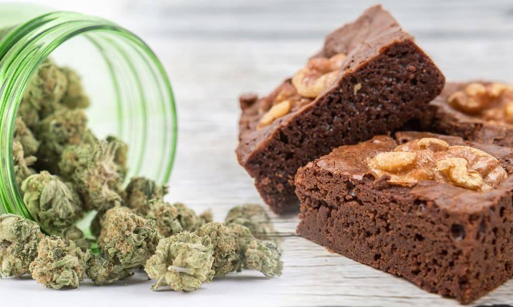 eating cannabis edibles safely