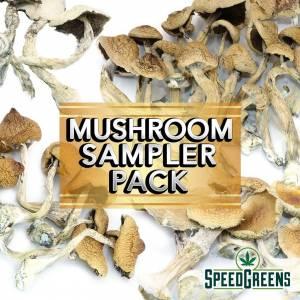 Mushroom Sampler Pack
