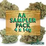 sampler quad aa