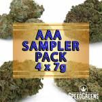 sampler quad aaa