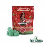 Dames Gummy CO-200-Green Waterrmelon-2