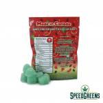 Dames Gummy CO-200-Green Waterrmelon-3